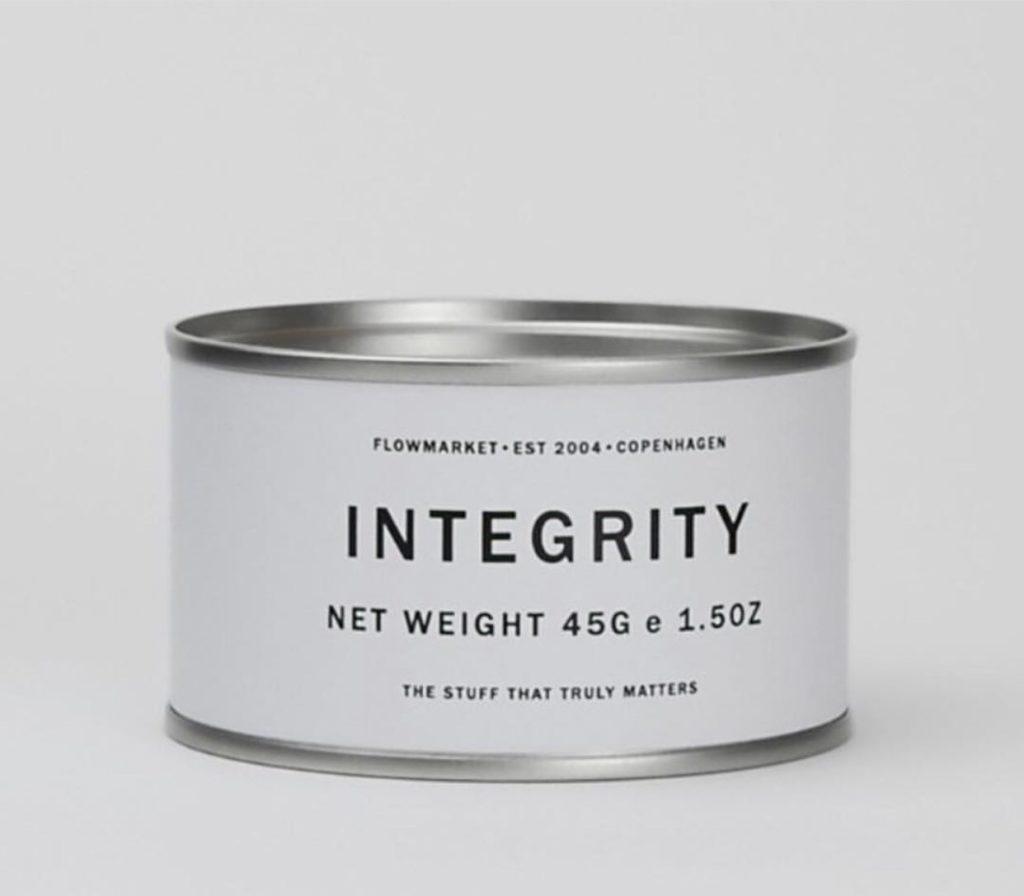 integrity can ou comment fixer son prix quand on est un créateur éthique