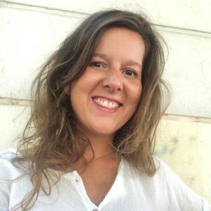 Nina Helleboid rédactrice consultante en communication
