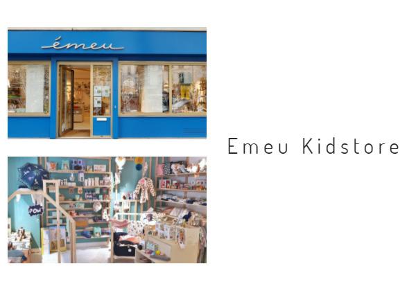 Marque Emeu Kids